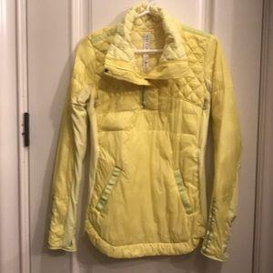 Lulu lemon yellow jacket